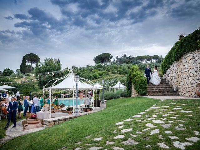 Il matrimonio di Pietro e Giulia a Roma, Roma 41