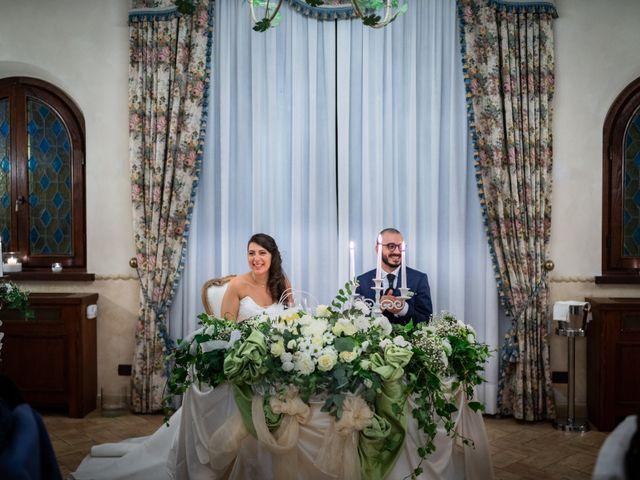 Il matrimonio di Pietro e Giulia a Roma, Roma 42