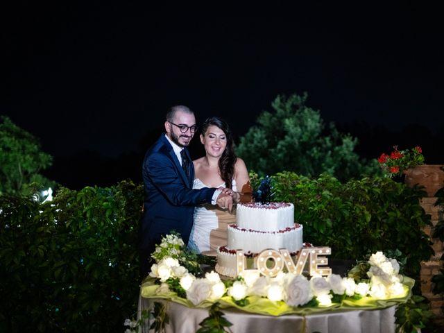 Il matrimonio di Pietro e Giulia a Roma, Roma 49