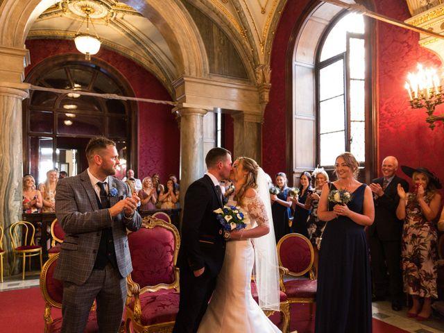 Le nozze di Amanda e Martin