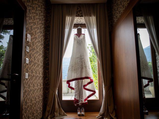 Il matrimonio di Carlos e Sineva a Mandello del Lario, Lecco 4