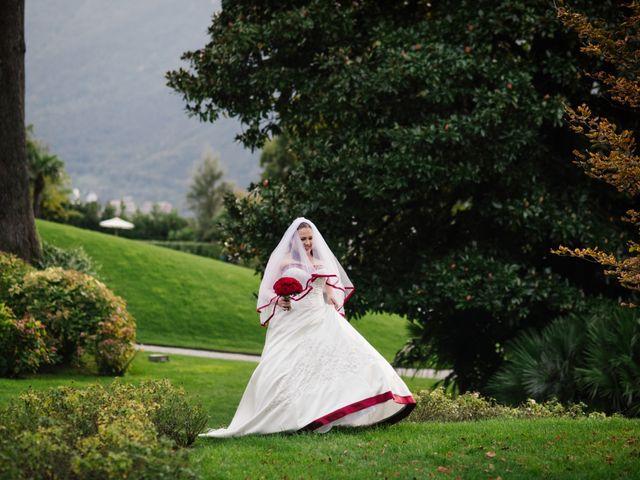 Il matrimonio di Carlos e Sineva a Mandello del Lario, Lecco 38