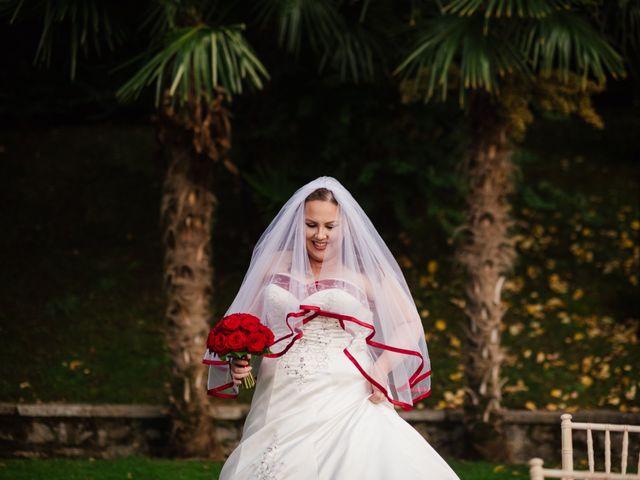 Il matrimonio di Carlos e Sineva a Mandello del Lario, Lecco 41