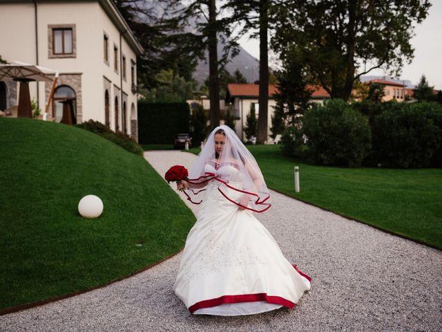 Il matrimonio di Carlos e Sineva a Mandello del Lario, Lecco 42