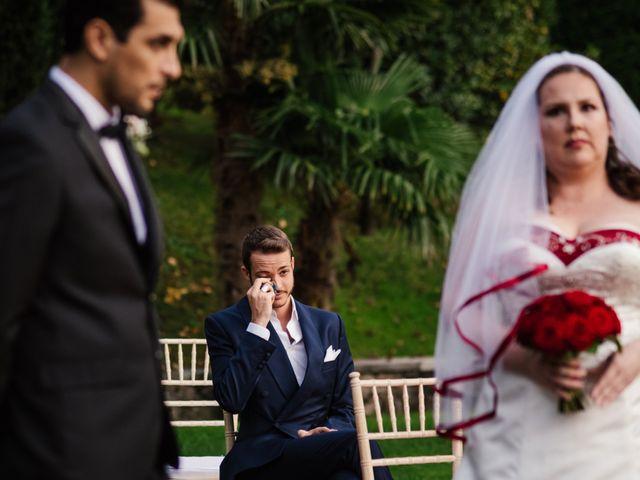 Il matrimonio di Carlos e Sineva a Mandello del Lario, Lecco 45
