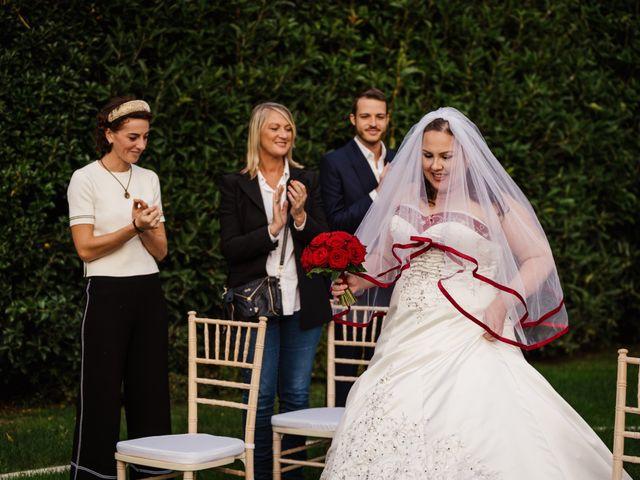 Il matrimonio di Carlos e Sineva a Mandello del Lario, Lecco 47