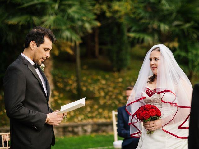 Il matrimonio di Carlos e Sineva a Mandello del Lario, Lecco 48