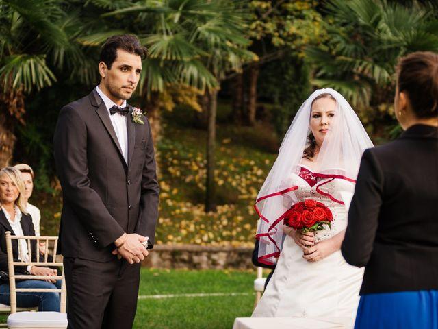 Il matrimonio di Carlos e Sineva a Mandello del Lario, Lecco 49
