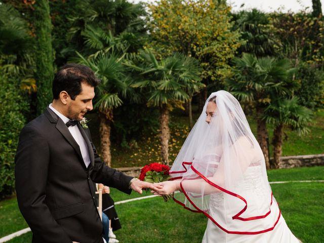 Il matrimonio di Carlos e Sineva a Mandello del Lario, Lecco 55