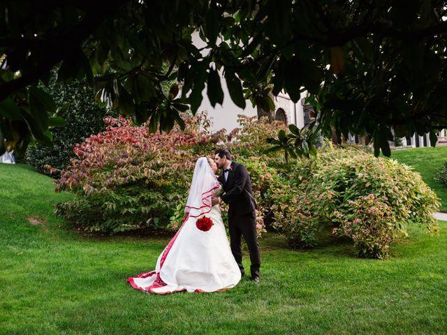 Il matrimonio di Carlos e Sineva a Mandello del Lario, Lecco 59