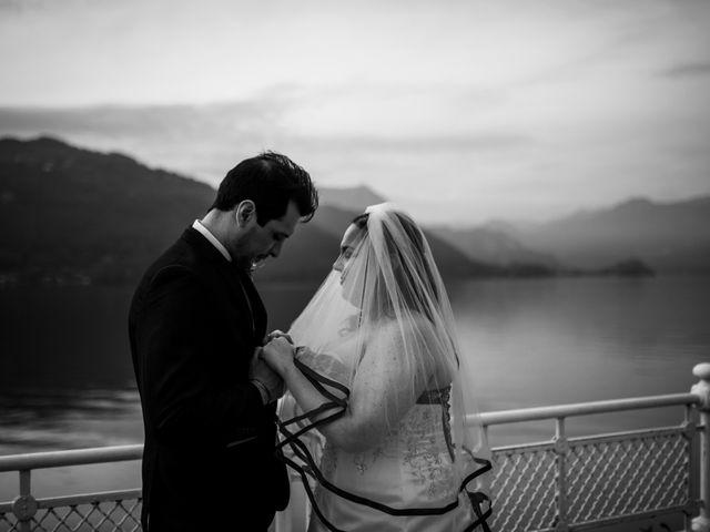 Il matrimonio di Carlos e Sineva a Mandello del Lario, Lecco 1
