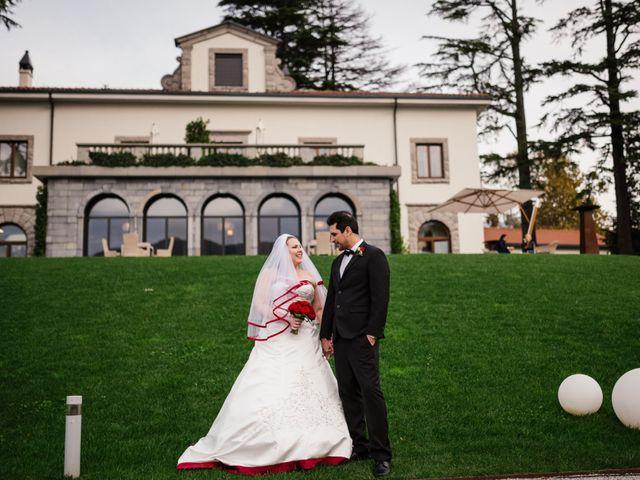 Il matrimonio di Carlos e Sineva a Mandello del Lario, Lecco 63