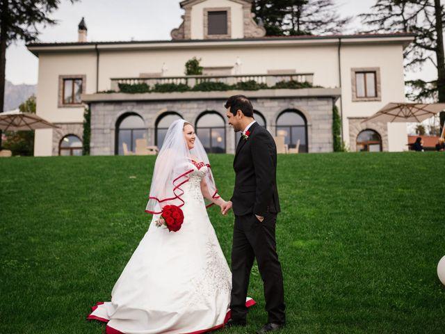 Il matrimonio di Carlos e Sineva a Mandello del Lario, Lecco 64