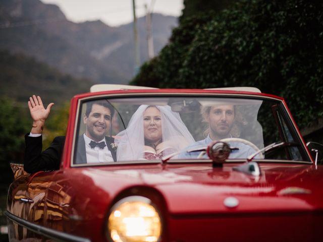 Il matrimonio di Carlos e Sineva a Mandello del Lario, Lecco 71
