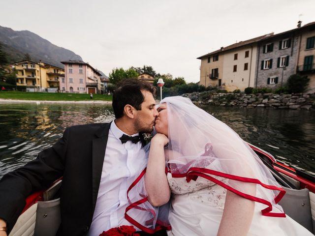 Il matrimonio di Carlos e Sineva a Mandello del Lario, Lecco 2