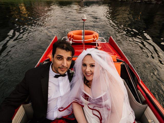 Il matrimonio di Carlos e Sineva a Mandello del Lario, Lecco 73