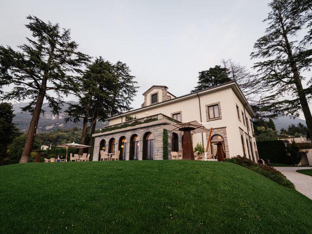 Il matrimonio di Carlos e Sineva a Mandello del Lario, Lecco 77