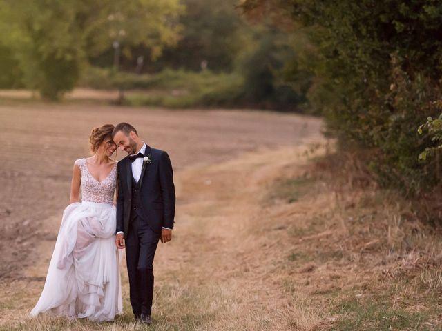 Le nozze di Carmelo e Debora