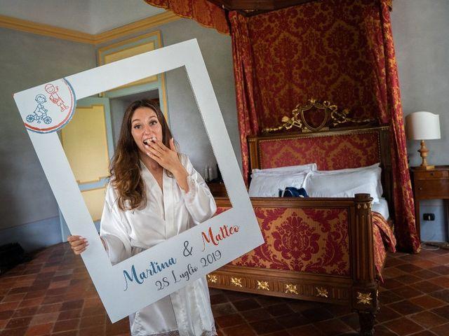 Il matrimonio di Matteo e Martina a Rivarolo Canavese, Torino 1