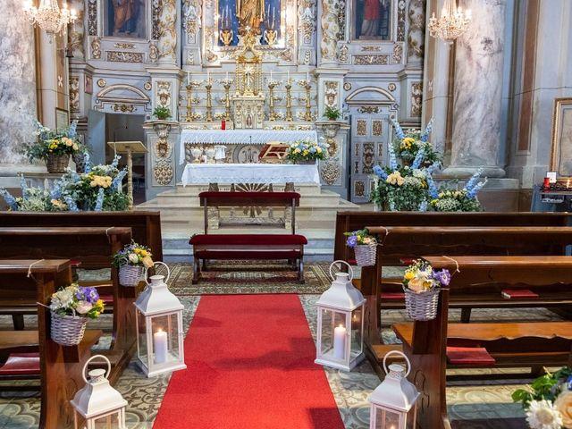 Il matrimonio di Matteo e Martina a Rivarolo Canavese, Torino 4