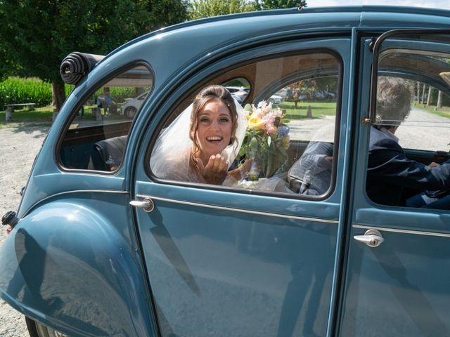 Il matrimonio di Matteo e Martina a Rivarolo Canavese, Torino 5
