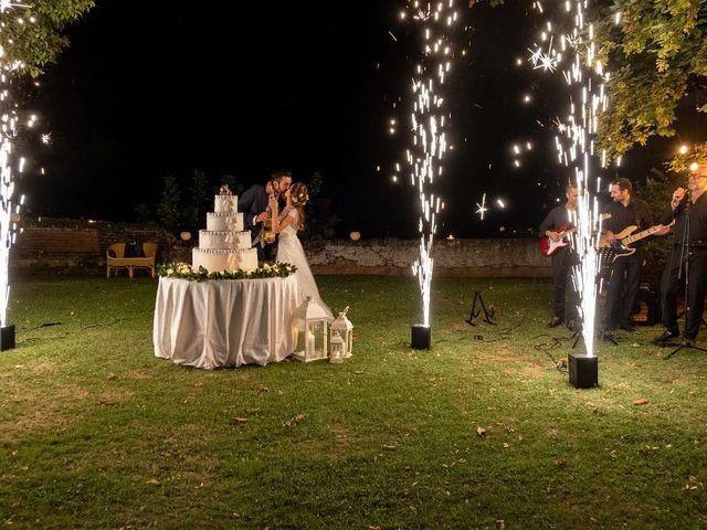 Il matrimonio di Matteo e Martina a Rivarolo Canavese, Torino 12