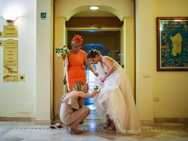 Il matrimonio di Matt e Paula a Villasimius, Cagliari 27