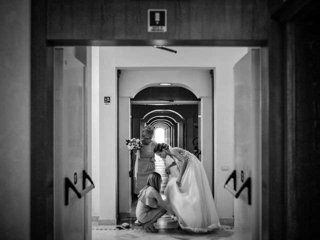 Il matrimonio di Matt e Paula a Villasimius, Cagliari 28