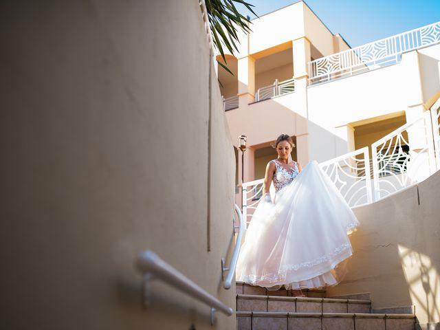 Il matrimonio di Matt e Paula a Villasimius, Cagliari 30