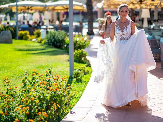 Il matrimonio di Matt e Paula a Villasimius, Cagliari 31