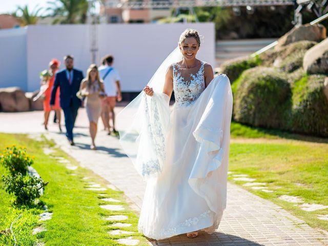 Il matrimonio di Matt e Paula a Villasimius, Cagliari 32