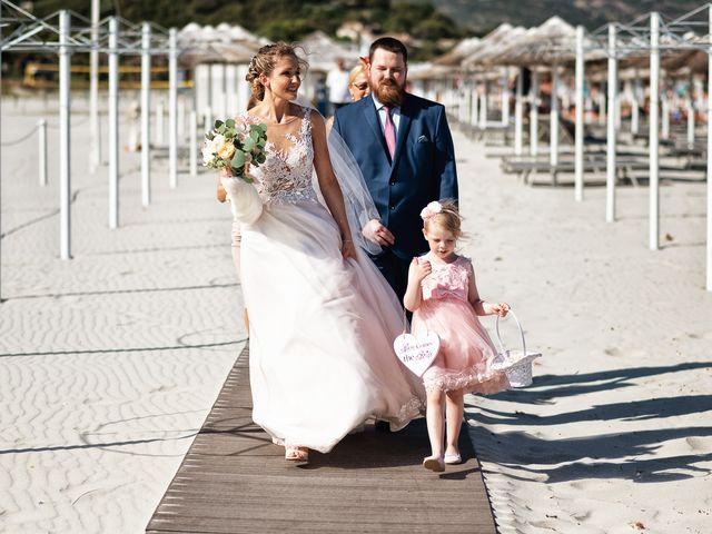 Il matrimonio di Matt e Paula a Villasimius, Cagliari 34