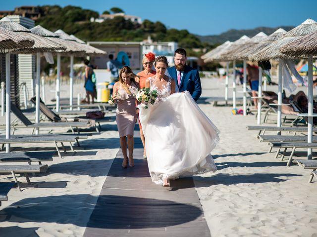 Il matrimonio di Matt e Paula a Villasimius, Cagliari 38