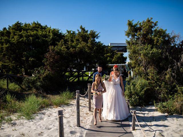 Il matrimonio di Matt e Paula a Villasimius, Cagliari 39