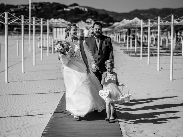 Il matrimonio di Matt e Paula a Villasimius, Cagliari 40