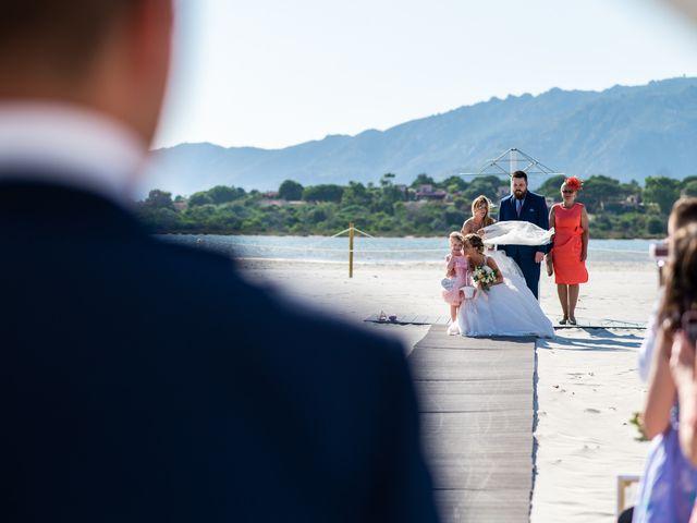 Il matrimonio di Matt e Paula a Villasimius, Cagliari 41