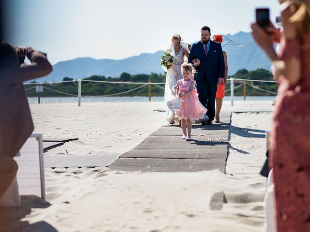 Il matrimonio di Matt e Paula a Villasimius, Cagliari 43
