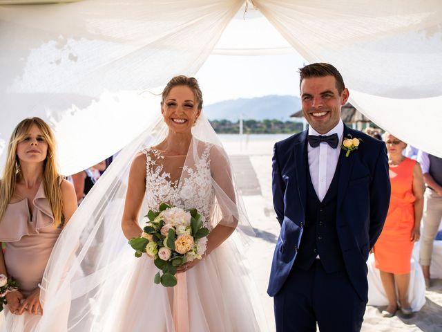 Il matrimonio di Matt e Paula a Villasimius, Cagliari 46