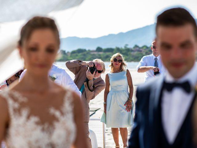 Il matrimonio di Matt e Paula a Villasimius, Cagliari 47