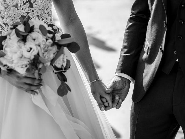 Il matrimonio di Matt e Paula a Villasimius, Cagliari 49