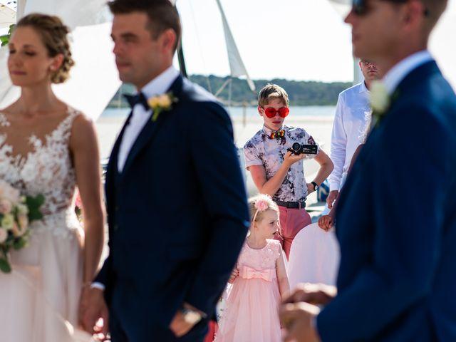 Il matrimonio di Matt e Paula a Villasimius, Cagliari 53