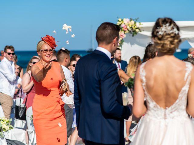 Il matrimonio di Matt e Paula a Villasimius, Cagliari 55