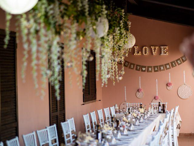 Il matrimonio di Matt e Paula a Villasimius, Cagliari 59
