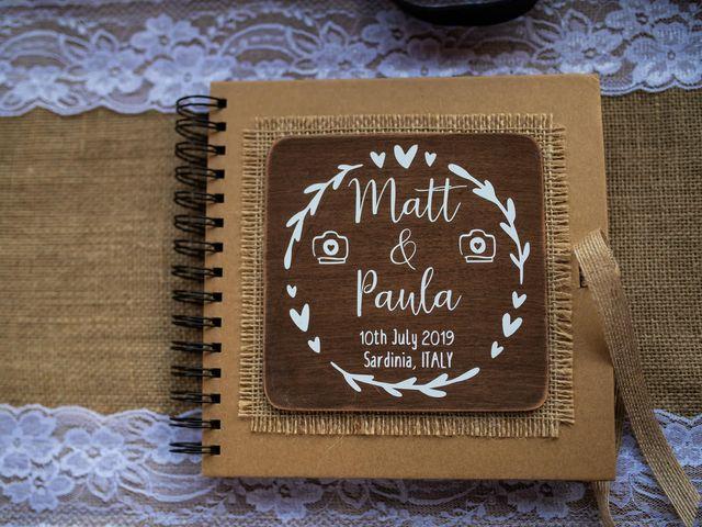 Il matrimonio di Matt e Paula a Villasimius, Cagliari 68