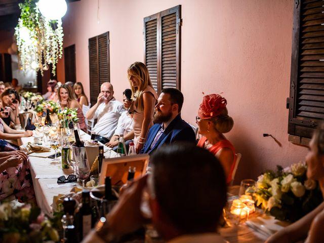 Il matrimonio di Matt e Paula a Villasimius, Cagliari 81