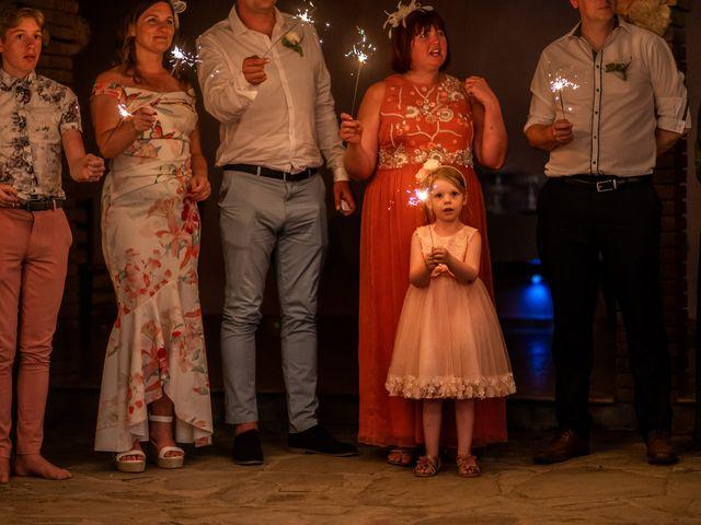 Il matrimonio di Matt e Paula a Villasimius, Cagliari 87