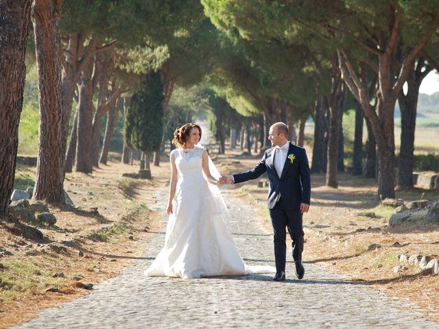 Il matrimonio di Angelo e Mara a Roma, Roma 12
