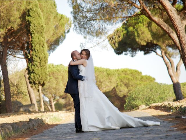 Il matrimonio di Angelo e Mara a Roma, Roma 14