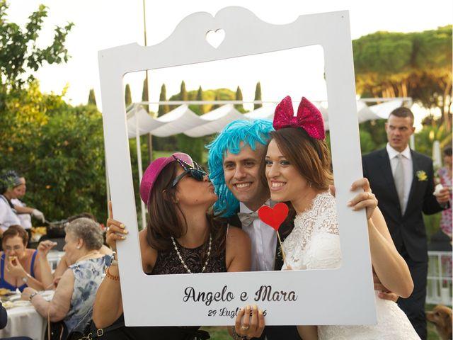 Il matrimonio di Angelo e Mara a Roma, Roma 19