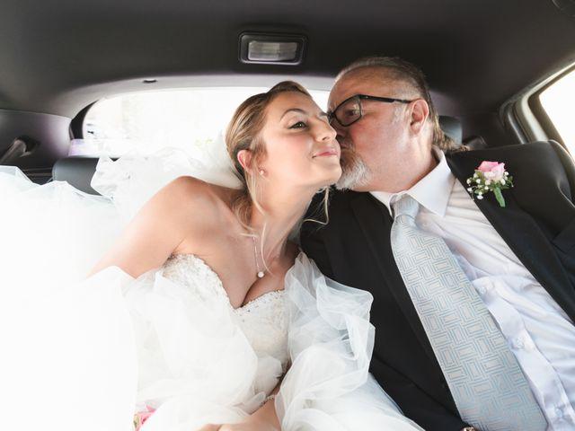 Il matrimonio di Cristian e Silvia a Monastir, Cagliari 18